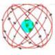 คอนตินิวอัมอวกาศ - เวลาของทฤษฏีสัมพัทธภาพพิเศษถือว่าเป็นคอนตินิวอัมระบบยุคลิ