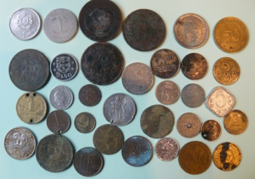 How to: วิธีทำให้เหรียญกลับมาเหมือนใหม่ shine bright อีกครั้...