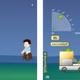 เรียนรู้โพรเจกไทล์ ผ่าน Learning Object เรื่อง ตะกร้อลอดห่วง