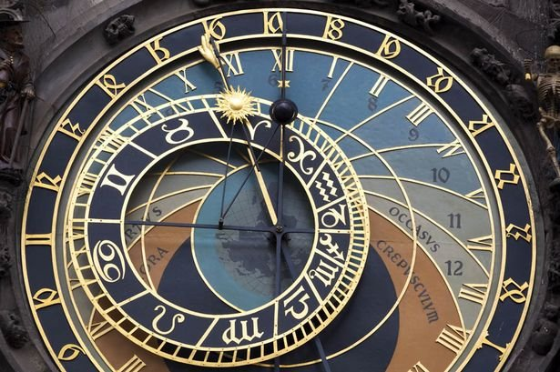 The-Astronomical-Clock