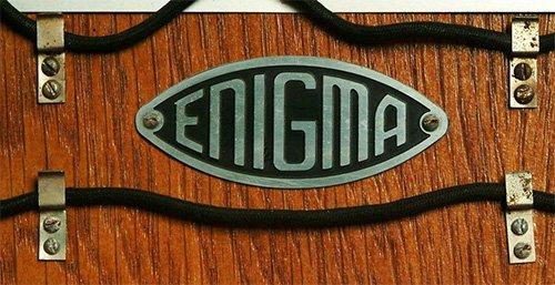 โลโก้ของเครื่องอีนิกม่า (Enigma Logo)