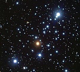 ความสว่างปรากฎ หรือโชติมาตรปรากฎของดวงดาวที่แตกต่างกันเมื่อสังเกตท้องฟ้ายามราตรี